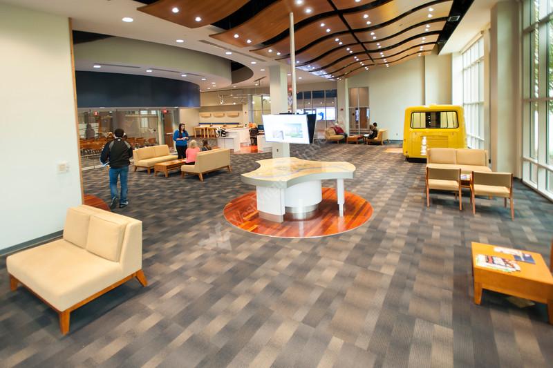 WVU Visitor Center
