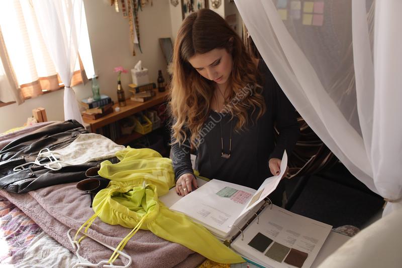 Megan Poole WVU Photo/ Raymond Thompson