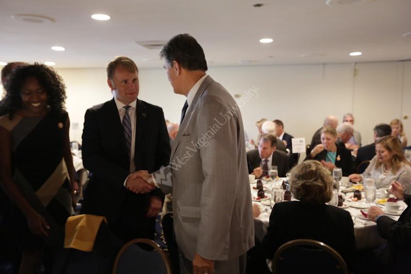 WVU Alumni Luncheon on Capitol Hill on June 16, 2015.  Photo by Scott Lituchy / West Virginia University