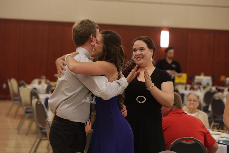 Critical Language Scholarship<br /> Quinn Hartleroad<br /> WVU Photo/Raymond Thompson