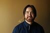 WVU University Relations/News staffer Jake Stump. This portrait was shot in Morgantown. 5/14/2015 Photo by Scott Lituchy / West Virginia University