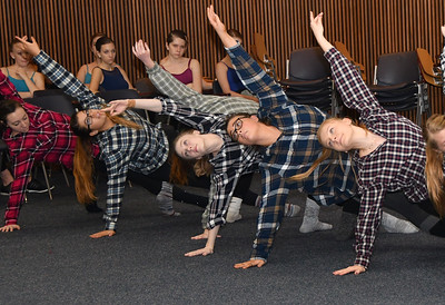 Earth Day Dance Performances