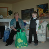 Grandma brought over Easter Bags (love Ikea bags!) for the boys & us.