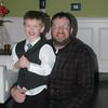 Chandler & dad