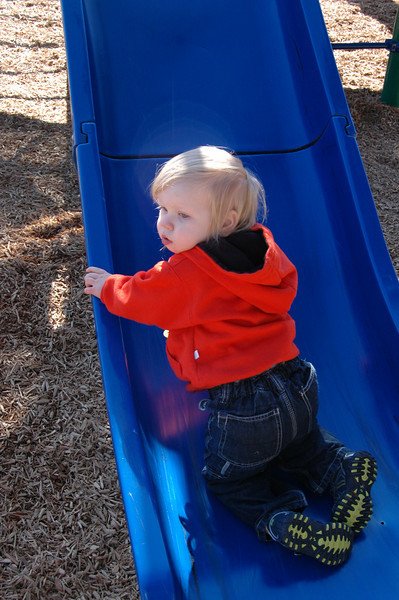 Up slide?