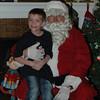 Chandler & Santa