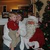Annie, Ben & Santa
