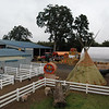 Petting Zoo, Teepee, and Hay Ride.