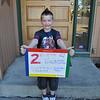 2nd grader!