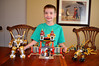 Just a couple of the sets he got... I think he got 7-8 sets.