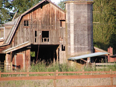 Bollenbaugh Hill barn
