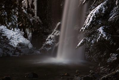 Franklin Falls, Snoqualmie Pass