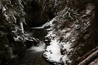 Denny Creek, Snoqualmie Pass