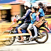 08-08-2015 (date published)<br /> COVERED.  Pupils share a motorcycle ride on a road in Lahug, Cebu City. Once the new Children's Safety on Motorcycles Act is enforced, young riders like them will be required to wear helmets, otherwise their driver will be fined P3,000 to P10,000.  <br /> (SUN.STAR FOTO/AMPER CAMPAÑA)