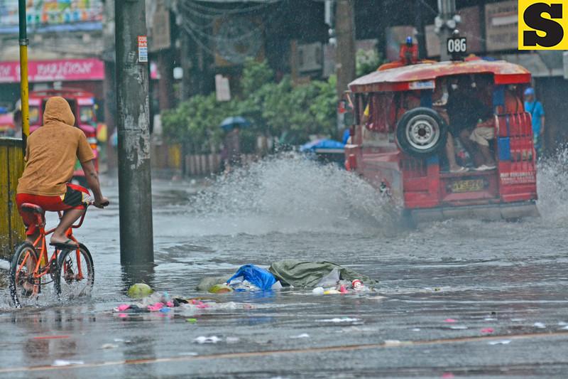 Flooding in Cebu City