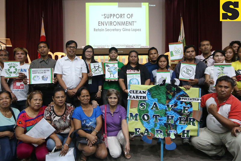 Cebu environment advocate groups