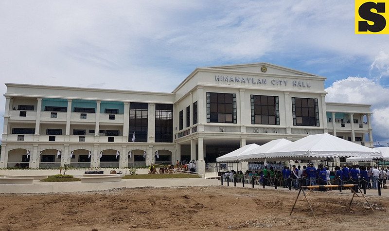 New Himamaylan City Hall building