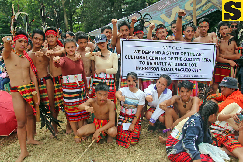 Igorot youth