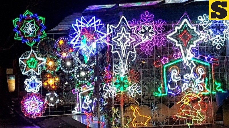 Pampanga Christmas lanterns