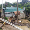 House in Carmen, Cebu that was damaged by flood