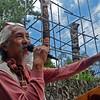 Filmmaker and artist Kidlat Tahimik