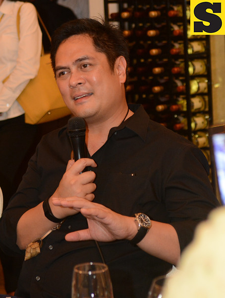 Presidential Communication Secretary Martin Andanar