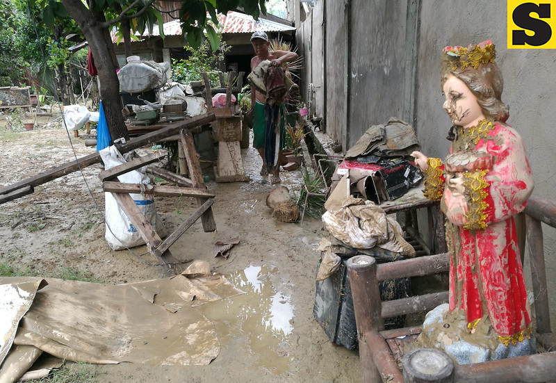 Flooding in Carmen, Cebu