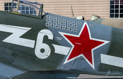 1955 Yakolev YAK-3