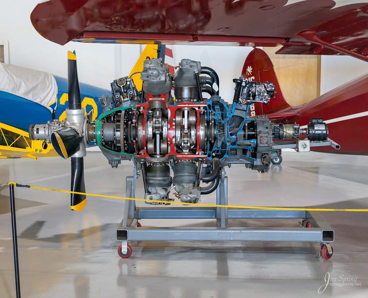 Engine Cutaway