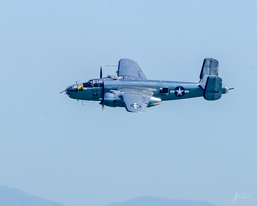 North American B-25 Mitchell Bomber Guardian of Freedom