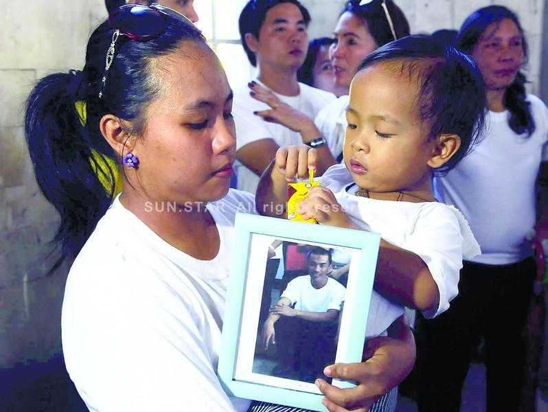 Mario Alfie Ducayag laid to rest