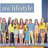 SUNSTYLE Models with Unilever's Katrina Paras, Julian Gollayan and Forever 21's Jane Cheng.