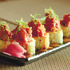 Dozo Izakaya's dragon rolls. (Photo by Ruel Rosello of Sun.Star Cebu)