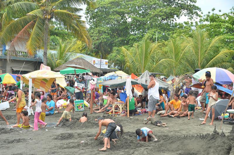 Pangaligo atol sa Dominggo sa Pagkabanhaw