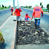 DPWH road projects in Consolacion, Cebu