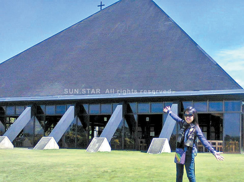 The Monastery of Transfiguration in Bukidnon. (Ivy Tejano of Sun.Star Davao)