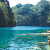 Kayangan Lake in Coron, Palawan. (Photo by Joanna Cuenco)