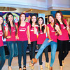 MISS MANDAUE BETS. These young ladies are vying for the crown of Miss Mandaue 2013. They were presented to the media on Thursday at the atrium of J Centre Mall in Mandaue City. The pageant is one of the main activities of the Mandaue City fiesta next month. (Alan Tangcawan of Sun.Star Cebu)