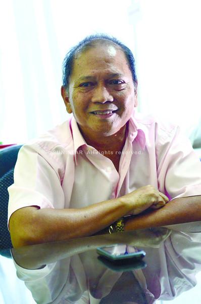 Cebu retired judge Olegario Sarmiento