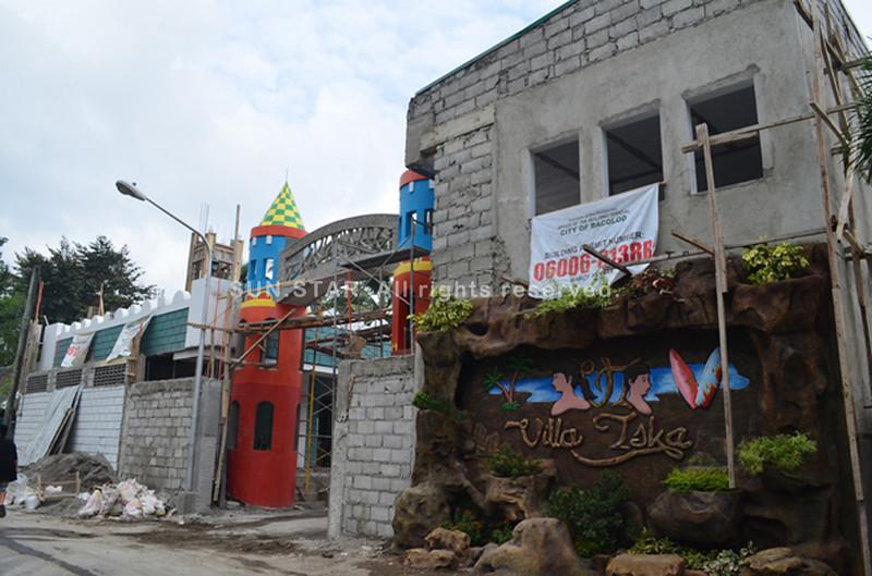 Villa Iska Beach Resort in Negros Occidental