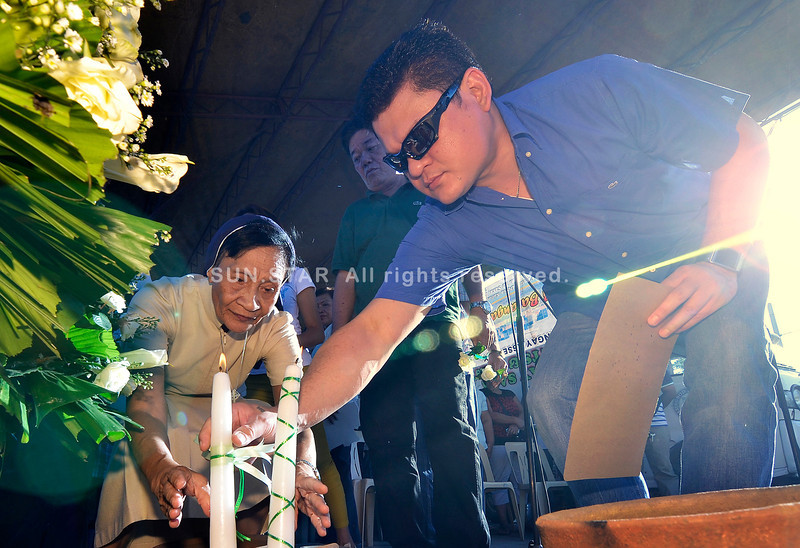 Sasa Wharf Davao City bomb victims remembered