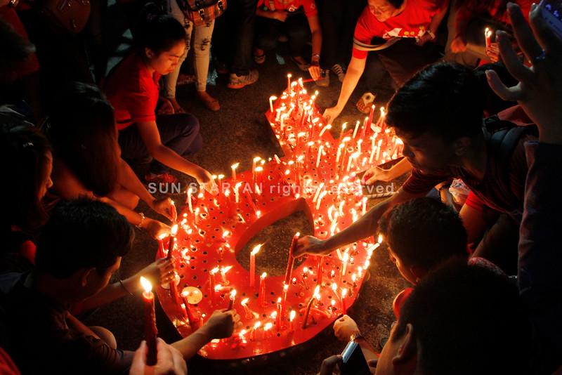 International Aids Candlelight Memorial