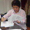 PAMPANGA. This photo shows Bureau of Internal Revenue Commissioner Kim S. Jacinto- Henares. (Sun.Star Pampanga photo)