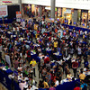 PAMPANGA. Thousands of job seekers troop to SM Clark during Tuesday's Labor Day and Livelihood Fair organized by the Department of Labor and Employment, in cooperation with SM and local government units of Angeles City and Mabalacat. (Chris Navarro)