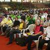 CAGAYAN DE ORO. Labor Day job fair participants. (Joey P. Nacalaban)