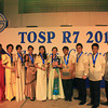 THE 10 outstanding students in Central Visayas. (Kenneth B. Pael)