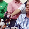 BACOLOD. Vice Governor Genaro Alvarez and daughter 6th district Representative Mercedes Alvarez said Wednesday that the murder charges against Ilog Mayor John Paul Alvarez cannot shake their family's future political plans. (Carla N. Canet)