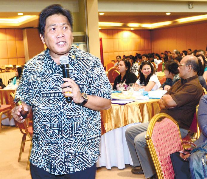 Sonny Coloma on Asean integration