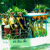CAGAYAN DE ORO. Newly crowned Oro beauties joined Wednesday's river procession in celebration of the city's feast of St. Augustine. (Joey P. Nacalaban photo/Sun.Star Cagayan de Oro)