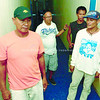 HEROES. Fishermen Dennis Reyes (left), Jayson Evangelio (second from right) and Noe Lastimado (right), all of Talisay City tell the Special Board of Marine Inquiry how they rescued passengers of M/V St. Thomas Aquinas. (Allan Defensor photo/Sun.Star Cebu)